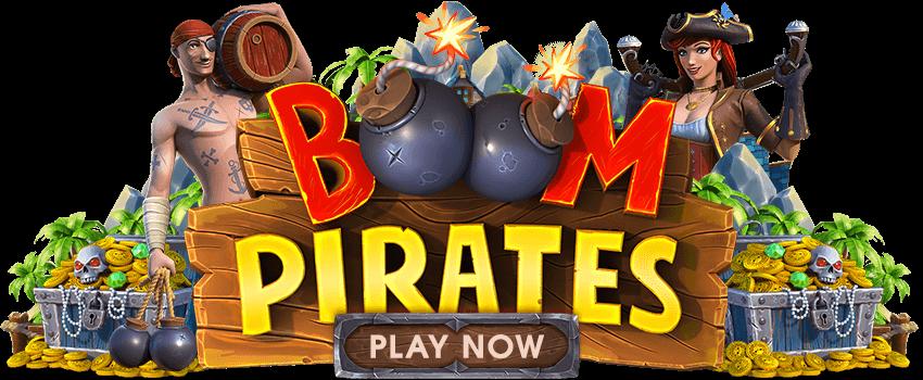 Boom Pirates Microgaming