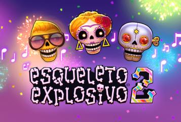 Esqueleto explosivo 2 - January