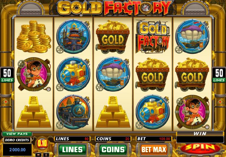 Free Slot Machine Factory