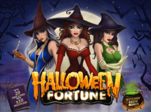 Halloween Fortune slot