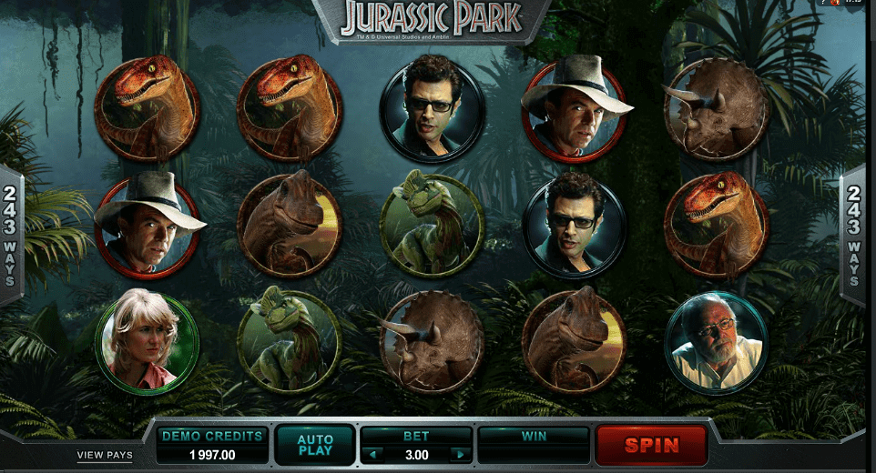 Jurassic World | Games
