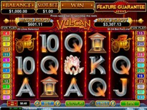 Vulcan Slot