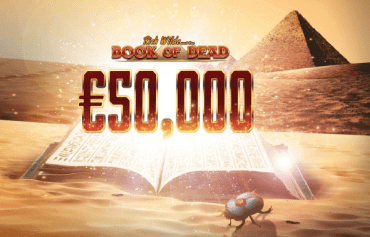 Book of Dead Giveaway at Guts