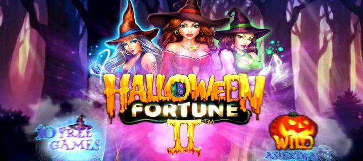 Halloween Fortune II slot
