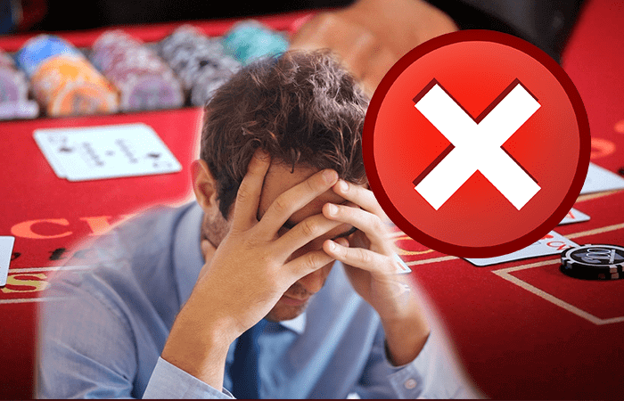 Mistakes ALL Gamblers Do
