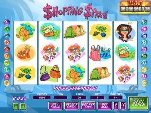 Shopping Spree Slot