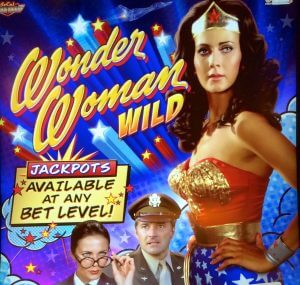 Wonder Woman Wild slot