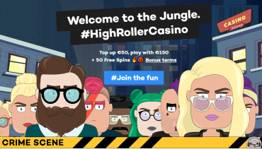 Brand New Online Casino HighRoller Goes Live