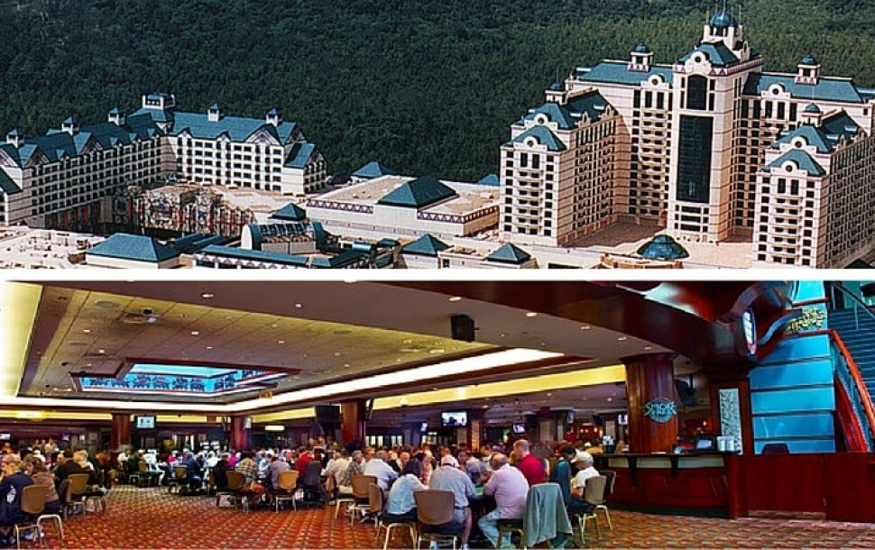 Foxwoods Casino Resort in Connecticut