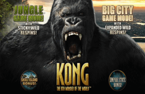 King Kong slot Playtech