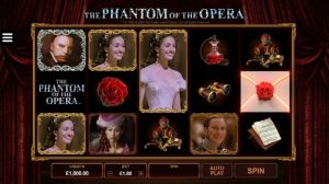 The Phantom of the Opera gameplay