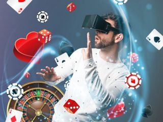Virtual reality gambling