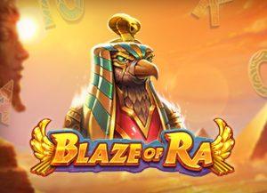 Blaze of Ra slot