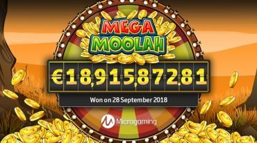 Mega Moolah Delivers another World Record Win