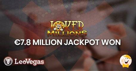 €7.8m is the jackpot return as Yggdrasil pays big for LeoVegas player