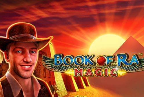 Book of Ra Magic slot
