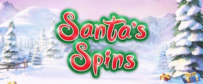 Santa's Spins slot