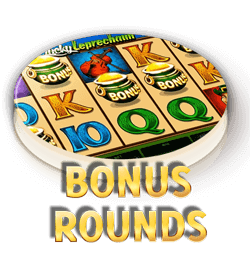 Slots with bonus rounds