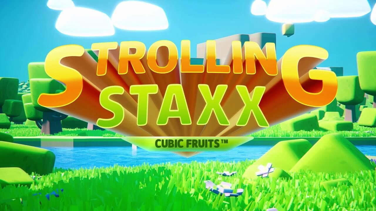 Strolling Staxx slot