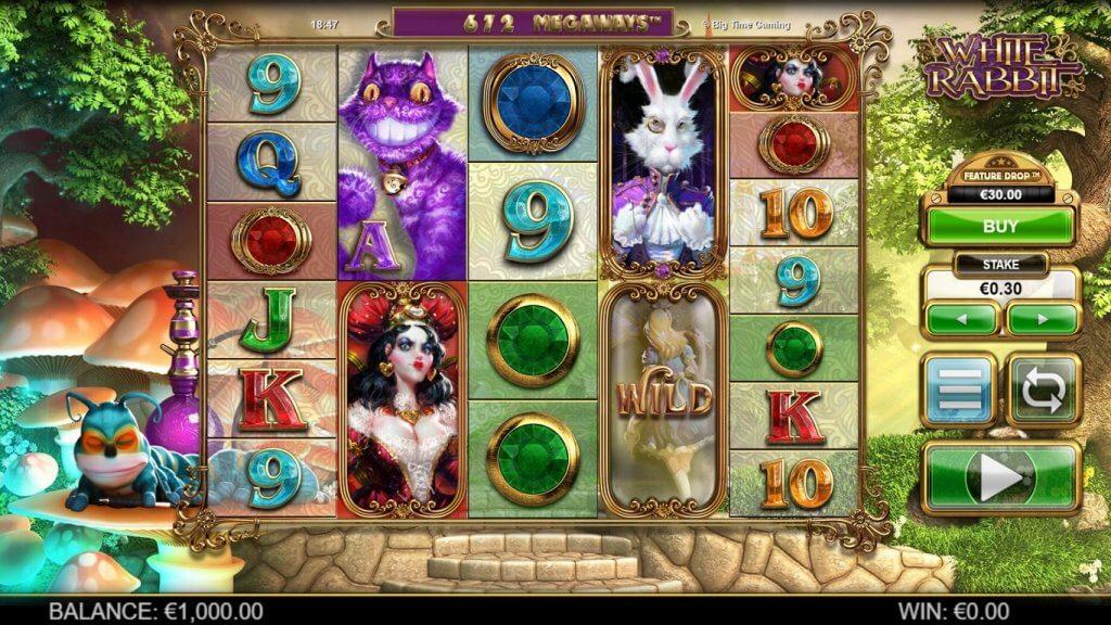 White Rabbit Slot Game