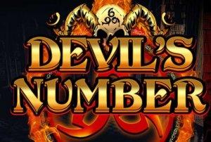 Devil's Number slot