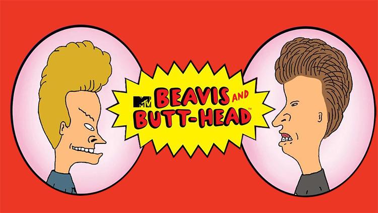 Beavis and Butt-Head slot