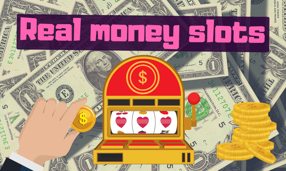 What Slot Games Pay Real Money?