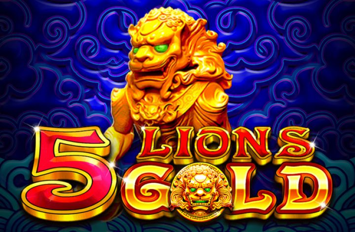 Spiele Lions 5 Gold - Video Slots Online