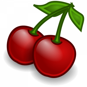 cherry scatter symbol