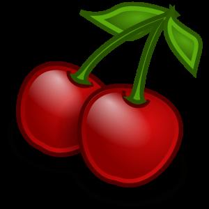 cherry scatter symbol
