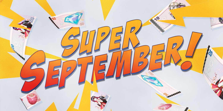 super september slots