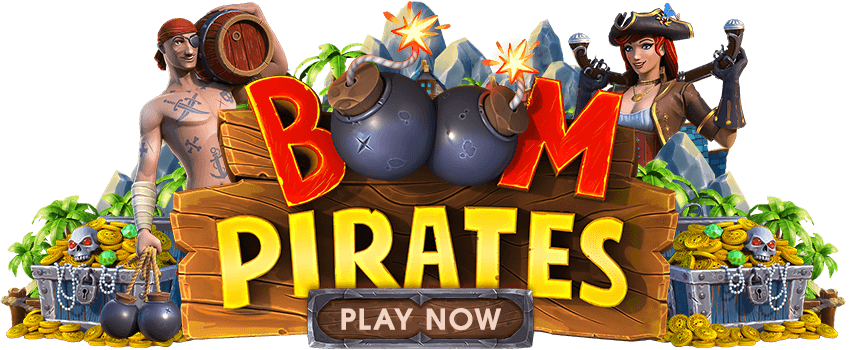 Boom Pirates Microgaming
