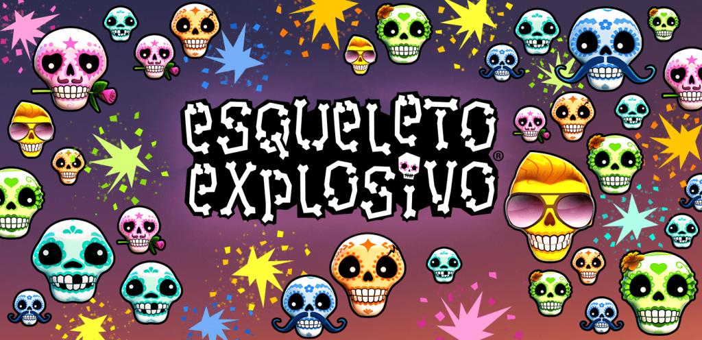 Esqueleto explosivo slot