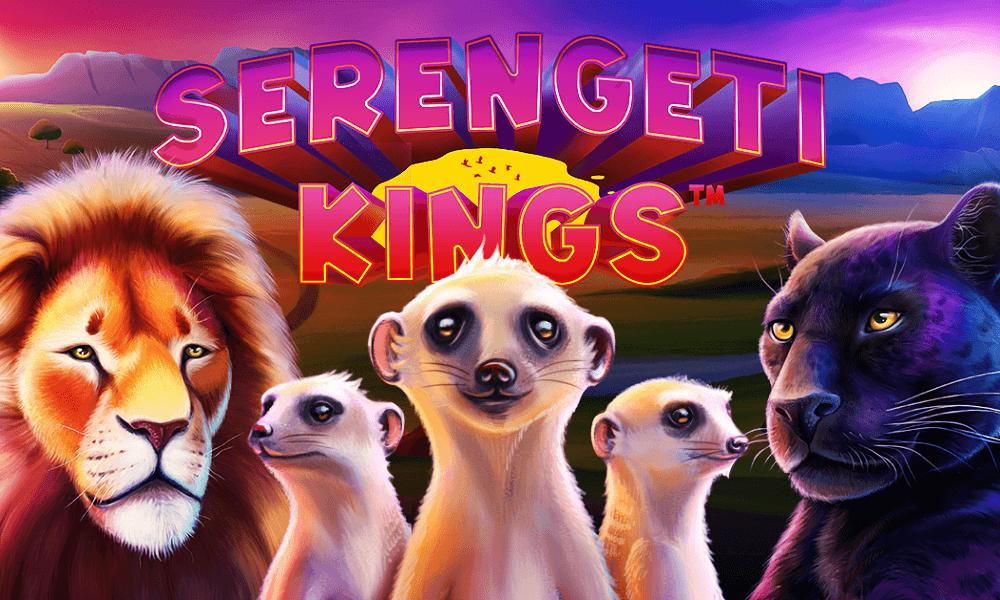 Serengeti kings slot
